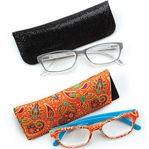 Leah Benjamin Designs, Eyeglasses