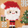 Holly Jolly Santa Sampler