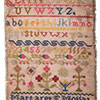 The Sampler Sleuth -- Victorian Flower Motifs