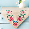 Roses Table Runner