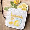 Lemonade Pot Holder