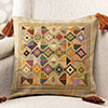 Autumn Crazy Quilt