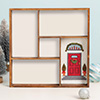 The Christmas Stitch -- Christmas Shadowbox: ...
