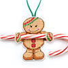 Holly Jolly Christmas -- Gingerbread Boy