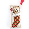 Christmas Critters -- Christmas Kitty