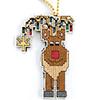 North Pole -- Just Hangin' Reindeer