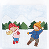 Let It Snow -- Snowball Fight