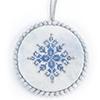 Let It Snow -- Christmas Snowflake