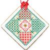 Celebrate the Season -- Triangle Treat
