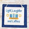 Light, Laughter & Latkes