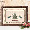 O Christmas Tree Victorian Sampler